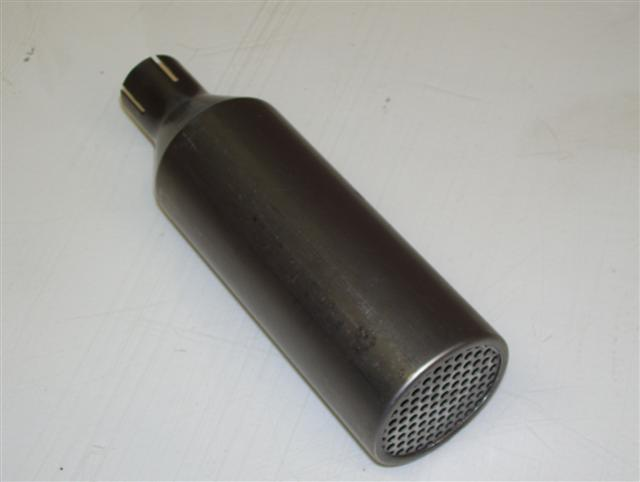 "Exhaust Silencer B91 1"" RLV"