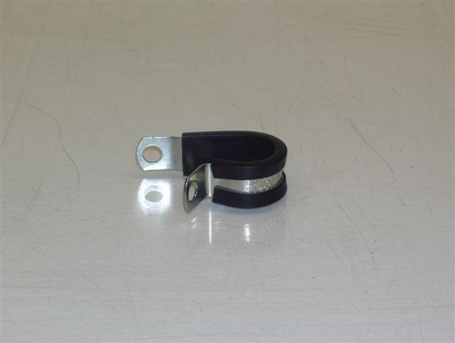 "3/4"" Clamp w/Rubber Coat"