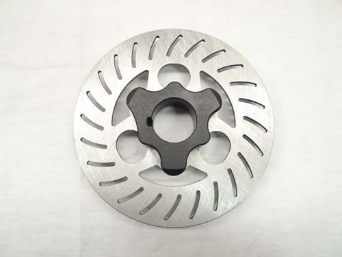 "1 1/4 Floating Brake Hub w/ 6"" Disc"