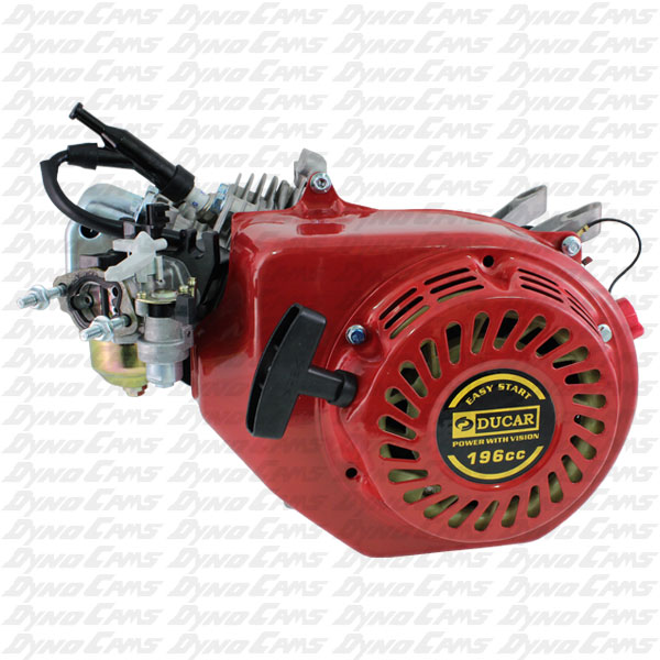 Red Ducar Genuine 6.5 HP OHV Engine