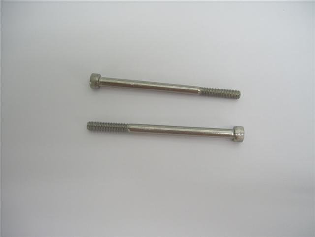Air Filter 90mm Stainless Steal Bolts pair