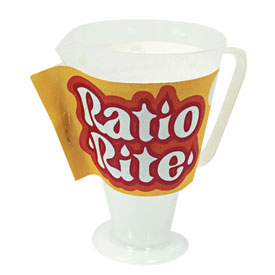 Tool, Ratio Rite Measuring Cup