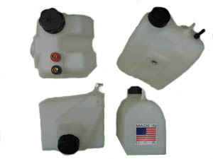 Fuel Tanks / Catch Cans