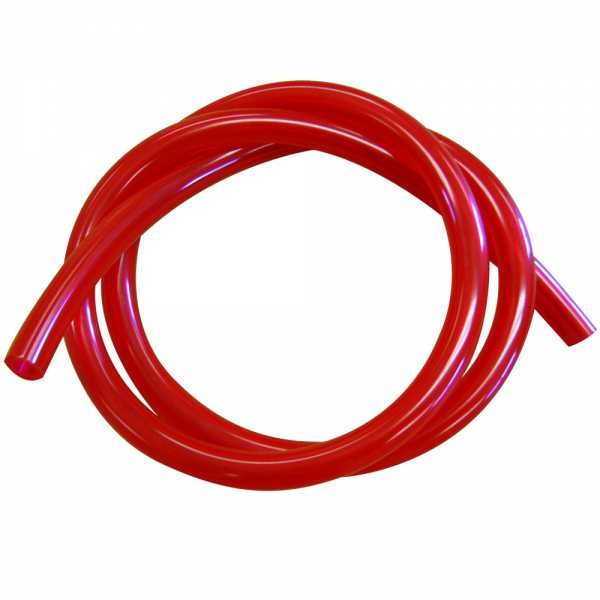 1/4 Fuel Line Red PVC Tubing /foot